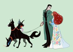 """""""Hades and Persephone strolling along Olympus street 🌷💀🌻"""" Character Inspiration, Character Art, Character Design, Hades Und Persephone, Greek Mythology Art, Greek Gods And Goddesses, Lore Olympus, Bd Comics, Mythical Creatures"""