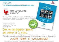 Colegio Loyola de Palacios.  #secoe
