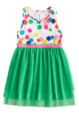 Love the colors in the new fabkids collection. My girl would look so cute in this dress