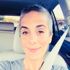 How To Go Gray: Before and After Pictures | This Organic Girl Grey Hair Before And After, Before And After Pictures, Grey Hair And Makeup, Hair Makeup, Gray Hair, White Hair Highlights, Going Gray, Silver Hair, Healthy Hair