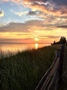 Lake superior Marquette Michigan