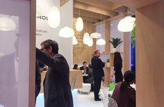 Provital Group Incosmetics 17 London stand 3. Exhibition design.