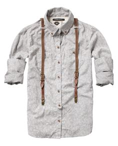 WORKER STYLED SHIRT