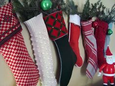 How To Hang Stockings Without A Mantle