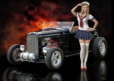 Great Is The Cost Through Lives That Are Lost .... by Rat Rod Studios