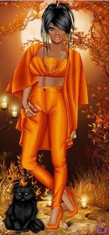 Amazing in Orange