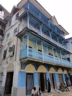 Enjoy a day exploring the alleyways of Stone Town, Zanzibar. Take in the fascinating history and soak up the atmosphere before heading for the beach....to plan your perfect trip visit www.trueafrica.com