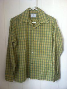 Vintage Van Heusen Vanopress size 14s14 by ReuttersGeneralStore, $35.00