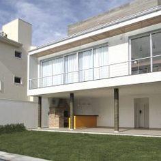fachada casa louveira