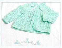 Texin Têxteis Industriais - Casaquinho de Bebe