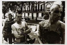 Punks on the King's Road, 1981, © Dick Scott Stewart Archive/Museum of London