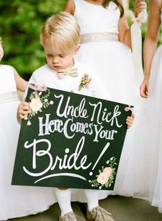 Here-comes-the-bride-signs-11