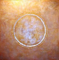 "Saatchi Art Artist Dominika Kaczmarczyk; Painting, ""I am whole (again)"" #art"