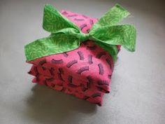 Quilt, Knit, Run, Sew: Tutorial - Make a Buckwheat Bag