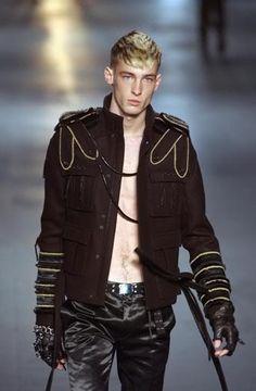 "Dior Homme Autumn / Winter 2003 - ""Luster"""