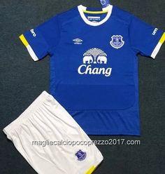 Maglia home Everton 2016-17