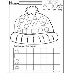 Hat Shapes Graph