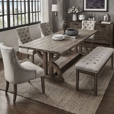 Dining Room Table Centerpieces, Dining Room Bar, Dining Room Design, Dining Chairs, Dining Sets, Dining Rooms, Patio Dining, Lounge Chairs, Rectangle Dining Table