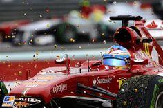 Fernando Alonso, Ferrari, 2013 Malaysian Formula 1 Grand Prix, Formula 1