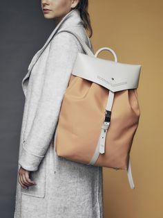 The BetaVersion - Modern Handmade Bags via iamthelab.com