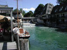 Historic FishTown Leland Michigan