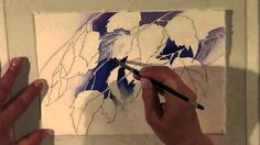 Watercolor for Beginners (Episode 12): Falling Leaves with Jan Fabian Wa...