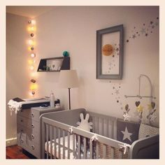 Kid's bedrooms in grey tones - petit & small baby zimmer, kids bedroom,