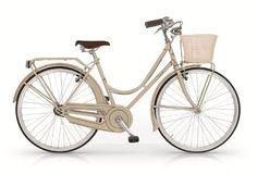 Bicicletta donna OldStyle ruota 26' Giulietta azzurra turchese MBM: Amazon.it: Sport e tempo libero