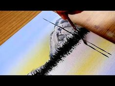 YouTube Acrylic Painting Tutorials, Acrylic Art, King Art, Alba, Lily Of The Valley, Canvas Art, Youtube, Trees, Crafts