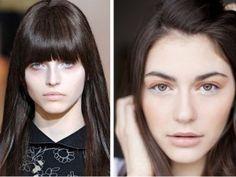 Неземное: белый макияж