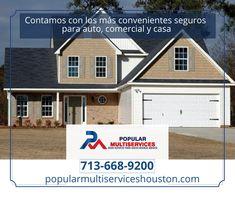 Todos los seguros que necesitas al alcance de tu presupuesto Houston, Shed, Outdoor Structures, Popular, Mansions, House Styles, Home Decor, Life Insurance, Countries