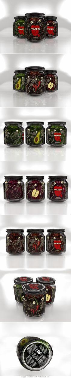 Mexican Sauces Paladin (Student Project) Designer: Diana Romero School: Instituto Politécnico do Cávado e do Ave Country: Portugal