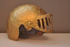 maja.: DIY Knight Helmet
