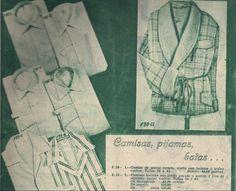 Regalos para el Padre Casero en 1951