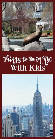 My kids love NYC - there is so much to see and do. We've been a few times, and these are our favorite things to do in NYC with kids, including the Empire State Building and several museums.