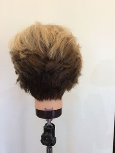 Textured blow dry 2