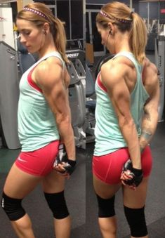 How to Get Fast Muscular Arms – Big Biceps and Triceps
