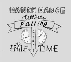 Fall Out Boy's Dance,dance.Believers Never Die.