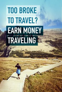 Want to quit your current job? Use these tips to earn money while traveling