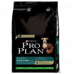 Pro Plan Puppy Digestion Lamb & Rice - Köpek Maması 3 Kg