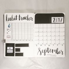 "September is a month that's commonly associated with ""fresh starts"" and ""improvements"" and ""new beginnings"" and other vaguely inspirational buzzwords that sound great in theory, but are kind of hard to execute in practice. Of course, if you actually want to get organized, it might just be the right month to start up a bullet journal."