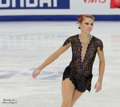 23 - Ksenia MAKAROVA, RUS by zhem_chug, via Flickr