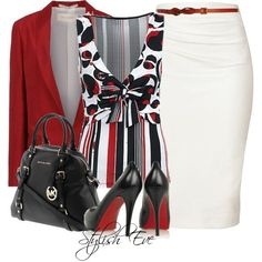 Stylish Eve Outfits Are you a Michael Kors girl? You will love the outfit collection our stylists put together using Michael Kors accessories. Stylish Eve Outfits, Classy Outfits, Casual Outfits, Cute Outfits, Fashion Outfits, Womens Fashion, Petite Fashion, Jean Outfits, Curvy Fashion