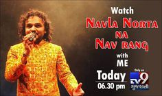 Watch me on TV9 Gujarati Today at 6:30 PM...