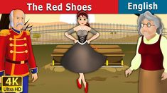 The Red Shoes Story Tamil Stories, Urdu Stories, Tales For Children, Fairy Tales For Kids, Portuguese Lessons, Learn Portuguese, Hans Christian, Images Wallpaper, Lion And The Mouse