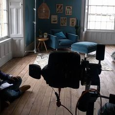 Behind The Scenes at our Spring 2017 Photoshoot Eames, Behind The Scenes, Lounge, Photoshoot, Mood, Living Room, Chair, Spring, Furniture