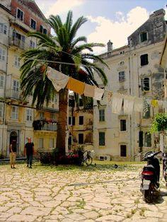 Kerkyra , Corfu