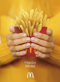 Print advertisement created by TBWA, Israel for McDonald's, within the category: Food. Ads Creative, Creative Advertising, Print Advertising, Print Ads, Advertising Ideas, Advertising Campaign, Good Advertisements, Jar Packaging, Food Poster Design