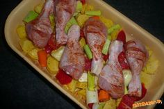 Rýchly obed z plechu. Sausage, Beef, Google, Food Food, Meat, Sausages, Ox, Ground Beef, Steak