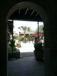 The Lopez-Tijerina Courtyard